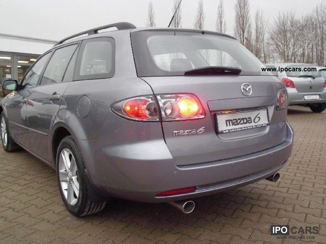 2006 mazda 6 mzr 2 0l 147ps exclusiv handle contract. Black Bedroom Furniture Sets. Home Design Ideas