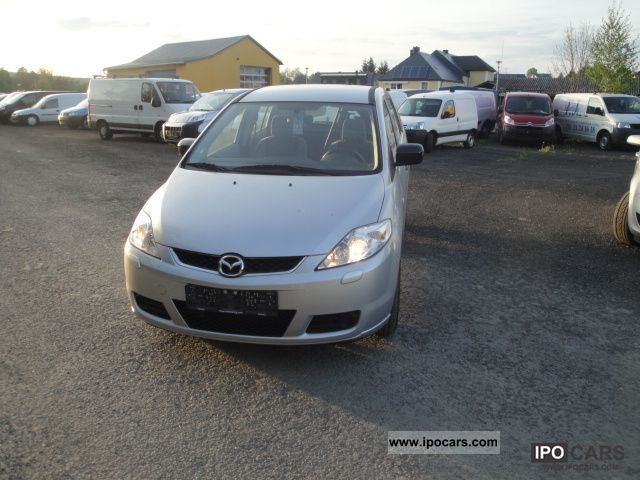 2008 Mazda  5 1.8 Comfort € 10,600 net only 11000 km Van / Minibus Used vehicle photo