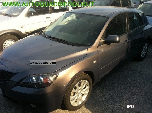 2009 Mazda 3 1 6 Td 16v 109cv 5p Energy Car Photo And Specs