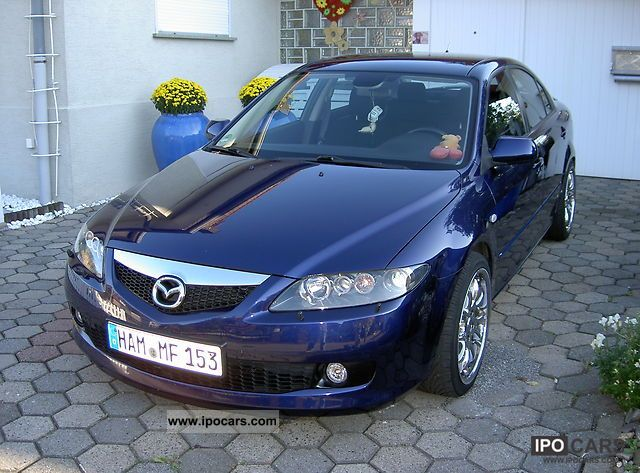 2006 Mazda 6 Sport 3.2 Top Car