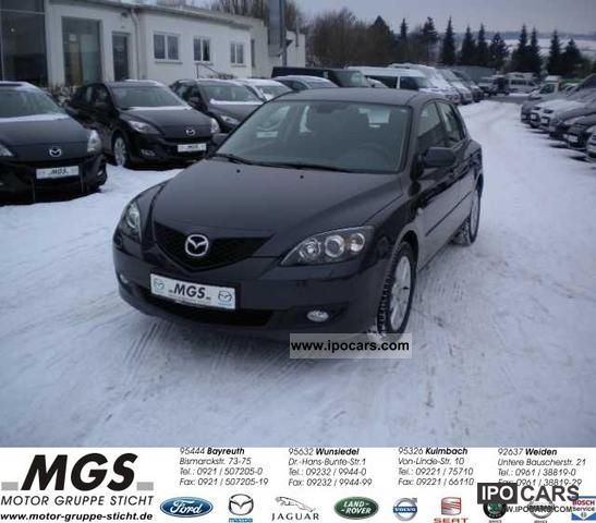 Used Mazda 3 Hatchback Manual: 2008 Mazda 3 Active 1.6ltr. 5-door
