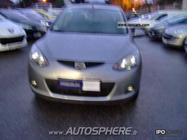 2010 Mazda 2 1.5 MZR performance 5p Limousine Used vehicle photo 8