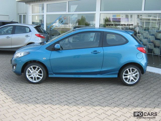 2011 Mazda 2 1 5 Sport Line Fully Equipped Car Photo