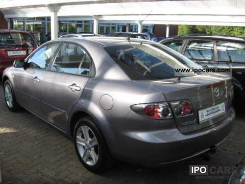 07 Mazdasd 6 Specs Auto Express