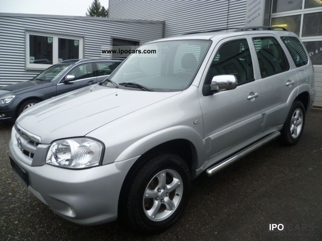 2007 Mazda  Exclusive Tribute 4x4 - Leather - Navigation - € 4 Off-road Vehicle/Pickup Truck Used vehicle photo
