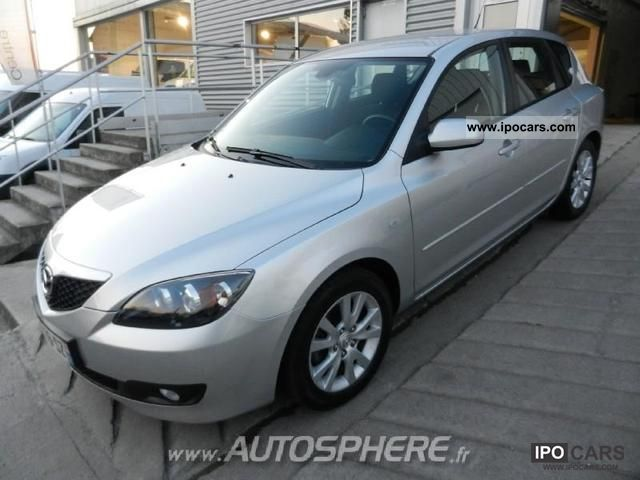 2009 mazda 3 1 6 mz cd elegance 5p car photo and specs. Black Bedroom Furniture Sets. Home Design Ideas