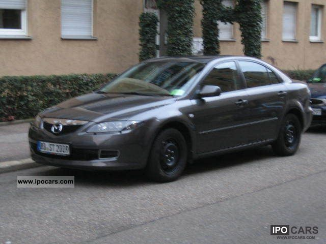 2008 mazda 6 sport 2 0 exclusive car photo and specs. Black Bedroom Furniture Sets. Home Design Ideas