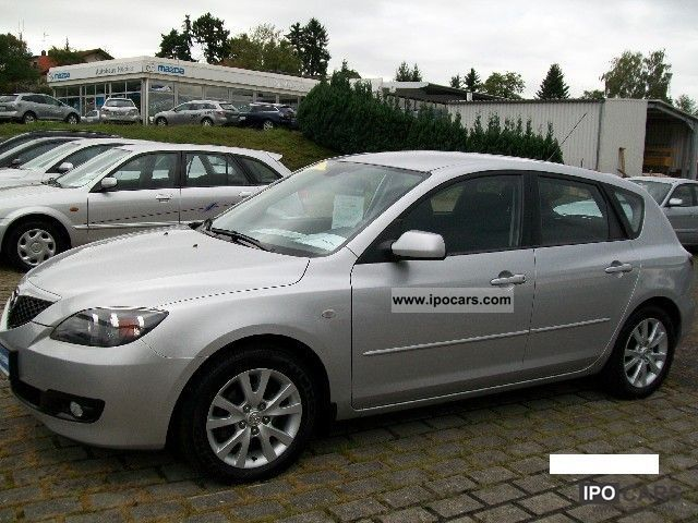 2007 mazda 3 limousine car photo and specs. Black Bedroom Furniture Sets. Home Design Ideas