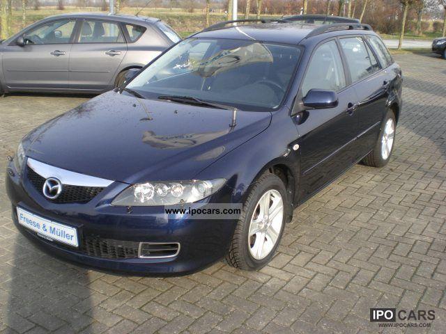 2007 Mazda  6 combination, xenon, winter tires Estate Car Used vehicle photo