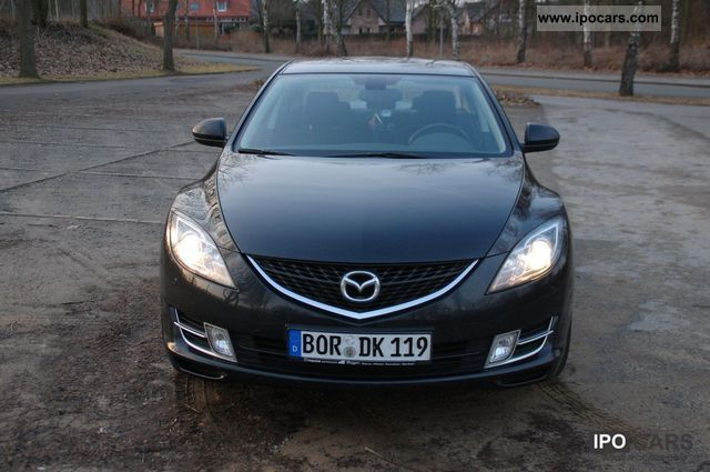 Mazda  6 2.0 Exclusive 2008 Liquefied Petroleum Gas Cars (LPG, GPL, propane) photo
