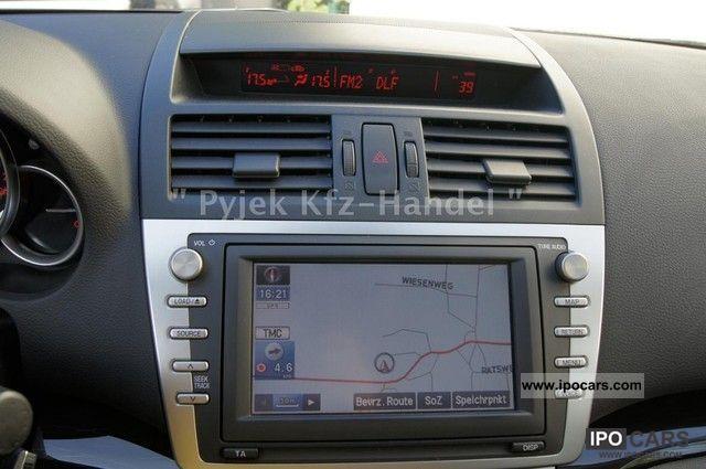 2008 Mazda 6 Sport 2 0 Cd Dvd Navigation System Xenon