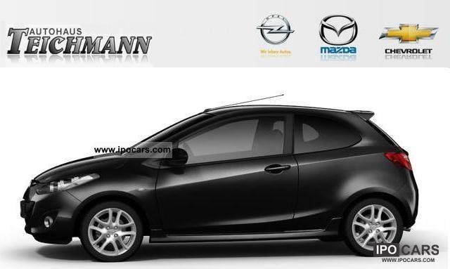 2011 Mazda 2 3 Door 1 5l Mzr Sports Line Car Photo And Specs
