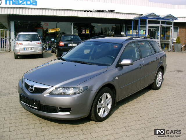2006 mazda 6 sport kombi exclusive car photo and specs. Black Bedroom Furniture Sets. Home Design Ideas