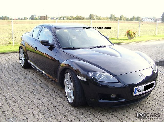 2008 mazda rx 8 revolution car photo and specs. Black Bedroom Furniture Sets. Home Design Ideas