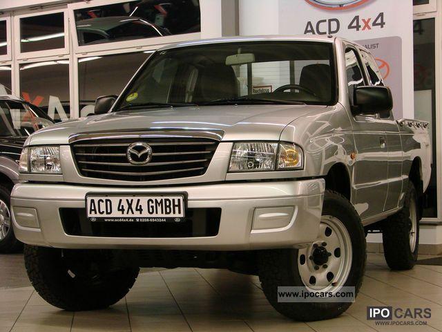 Mazda B L Toplands X Mod Lgw