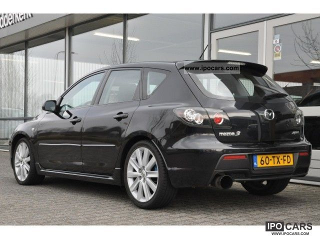 2007 mazda 3 mps 2 3 turbo 260 pk sport navi incl. Black Bedroom Furniture Sets. Home Design Ideas