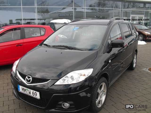 2009 Mazda  5 1.8 Exclusive Van / Minibus Used vehicle photo