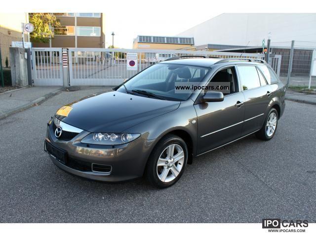 Mazda  LPG GAS 6 Sport Kombi 2.0 Active Tax 2008 Liquefied Petroleum Gas Cars (LPG, GPL, propane) photo