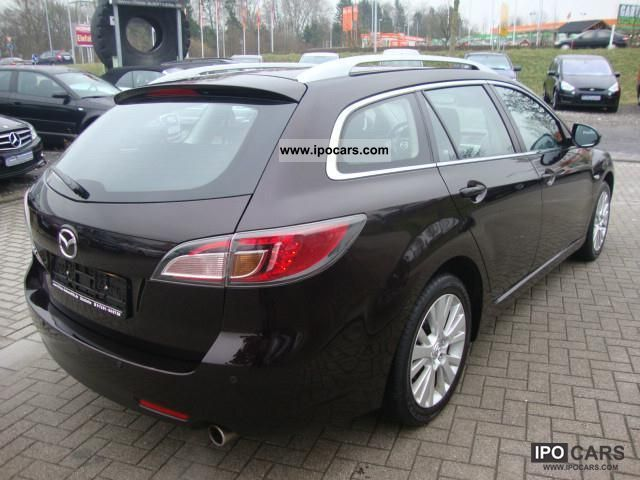 2009 mazda 6 sport kombi 2 0 exclusive car photo and specs. Black Bedroom Furniture Sets. Home Design Ideas