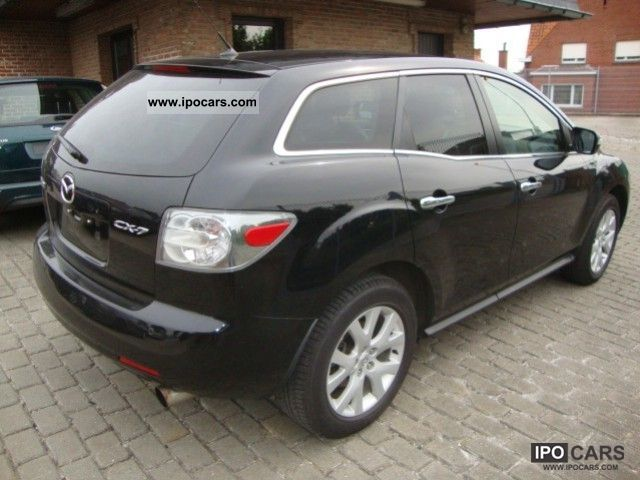 2008 mazda cx 7 disi turbo sport car photo and specs. Black Bedroom Furniture Sets. Home Design Ideas