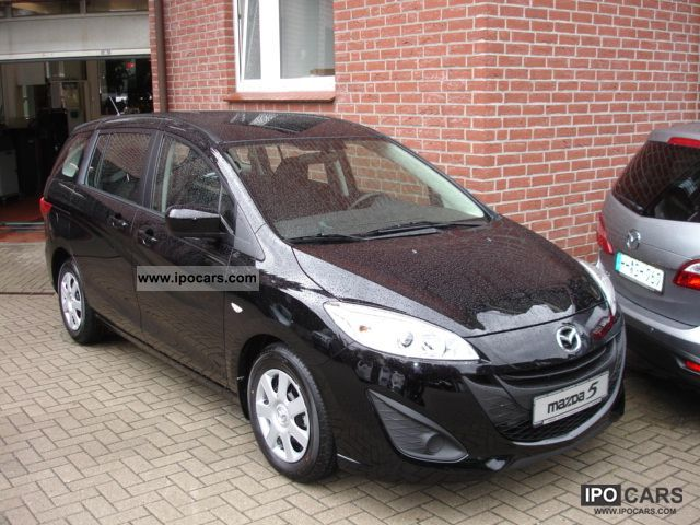 2011 Mazda  5 1.8 MZR-Prime Line Van / Minibus Pre-Registration photo