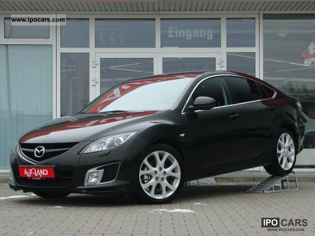 2008 mazda 6 dynamic sport 5 door aac bi xenon. Black Bedroom Furniture Sets. Home Design Ideas