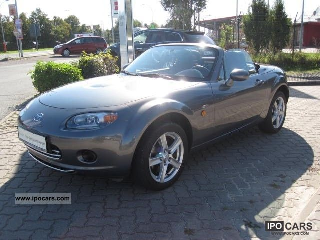2008 mazda mx 5 1 8 energy car photo and specs. Black Bedroom Furniture Sets. Home Design Ideas