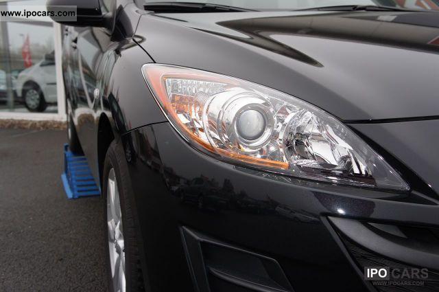 2011 Mazda 3 1 6i Automatic Climate Control Rain Light