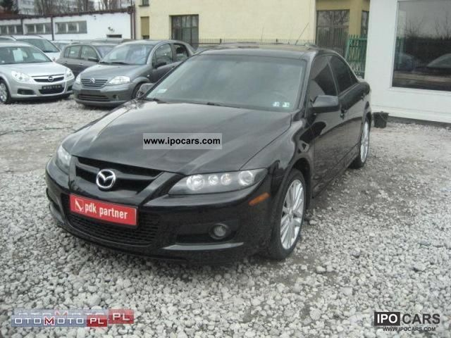 2007 mazda 6 2 3 turbo 285km 12tys full car photo and. Black Bedroom Furniture Sets. Home Design Ideas
