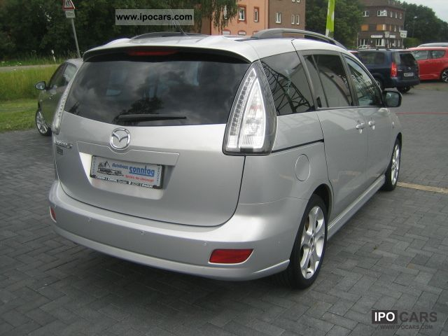 2010 mazda 5 2 0 cd dpf active plus car photo and specs. Black Bedroom Furniture Sets. Home Design Ideas