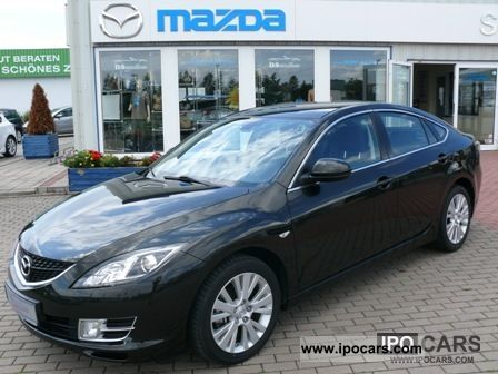 2008 Mazda  6 Sport 1.8 Exclusive with Touring Package Limousine Used vehicle photo