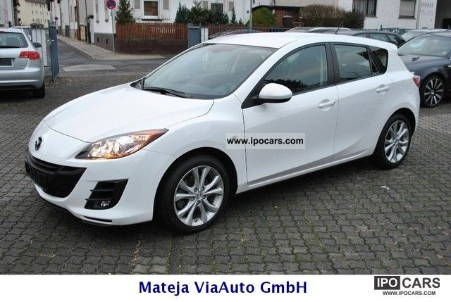 2010 Mazda  3 2.2 MZR-CD Sport DPF Limousine Used vehicle photo