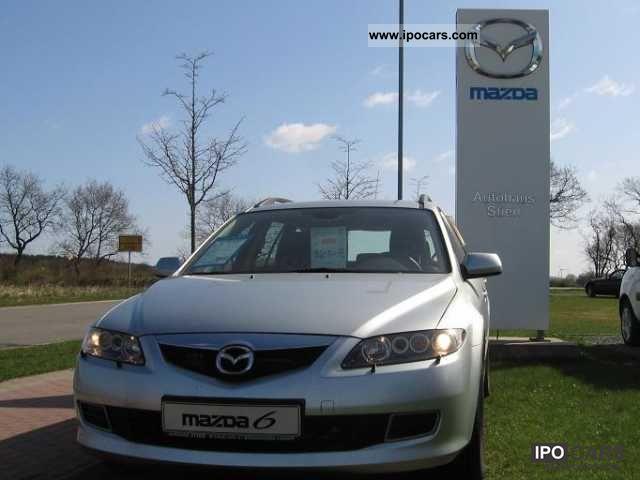 Mazda  M6 * 1.8 Sport Combi LPG * 2006 Liquefied Petroleum Gas Cars (LPG, GPL, propane) photo