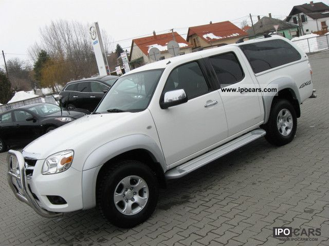 2009 Mazda Bt 50 Xl Cab Topland Leather Car Photo And Specs