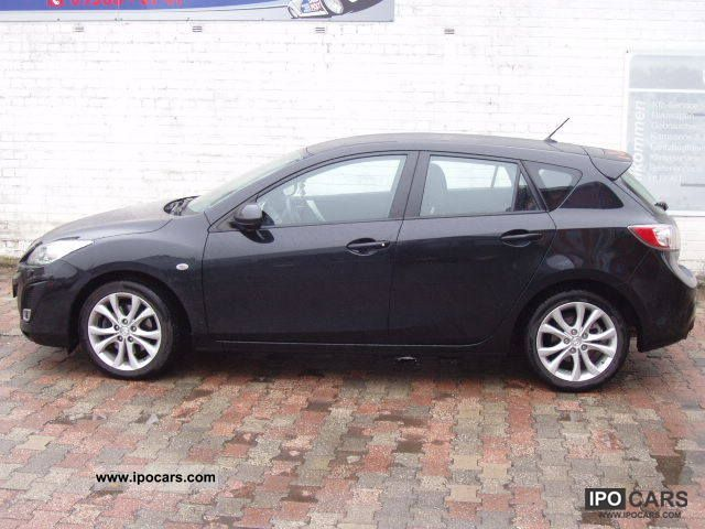 2010 mazda 3 2 0 mzr disi sports line car photo and specs. Black Bedroom Furniture Sets. Home Design Ideas