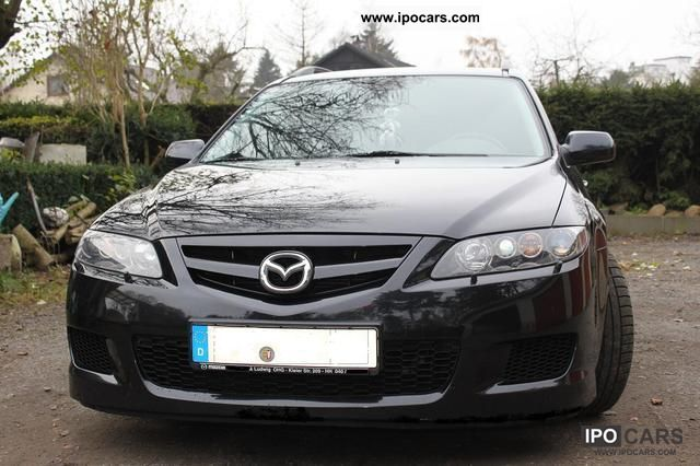 Mazda  6 Sport Kombi 2.3 Aut. Top 2006 Liquefied Petroleum Gas Cars (LPG, GPL, propane) photo