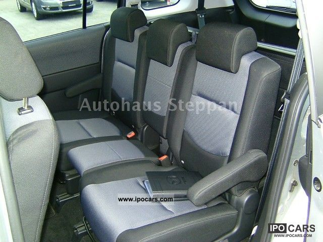 2007 Mazda 5 2.0 6-seater - Car Photo and Specs