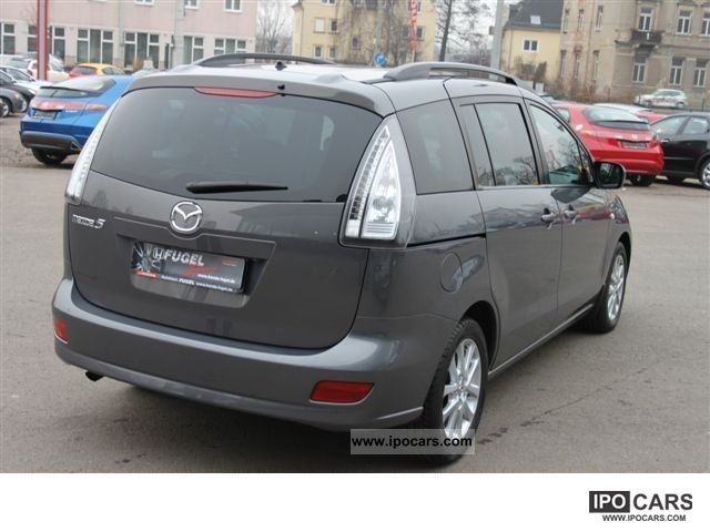 2010 mazda 5 2 0 cd exclusive car photo and specs. Black Bedroom Furniture Sets. Home Design Ideas