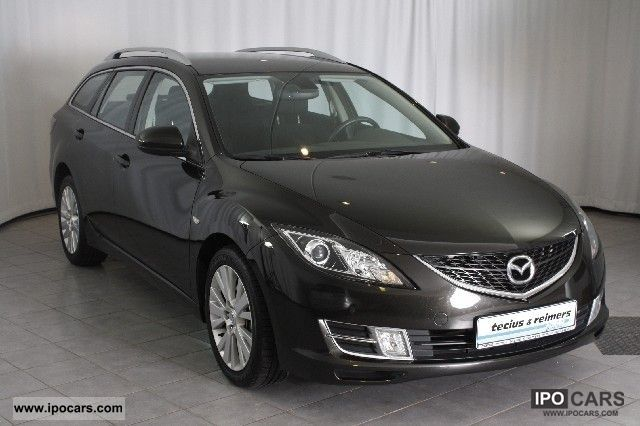 2009 mazda 6 sport kombi 2 0 diesel automatic air. Black Bedroom Furniture Sets. Home Design Ideas