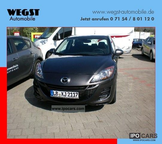 Used Mazda 3 Hatchback Manual: Car Photo And Specs