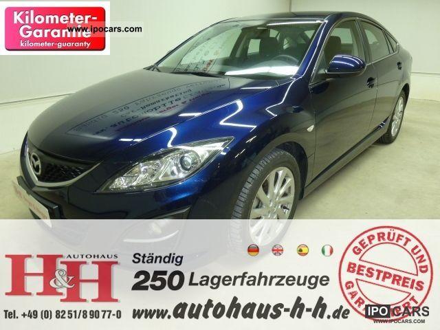 2010 Mazda  6 SPORT 2.2 CD DPF | FACELIFT | 21TKM | NAV | PDC | 17 \ Limousine Used vehicle photo