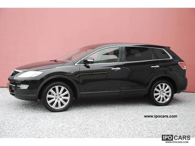 2009 mazda cx 9 cx 9 car photo and specs. Black Bedroom Furniture Sets. Home Design Ideas