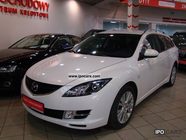 2009 Mazda  6 2.0 147 KM Benzyna Estate Car Used vehicle photo