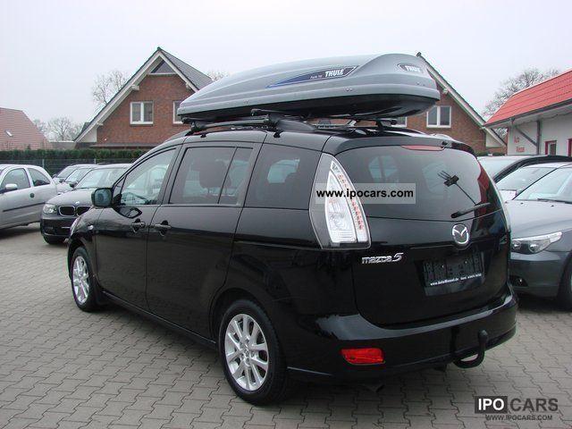 2010 Mazda Inclusive 5 2 0i Navi Apc 7 Seater Roof Box