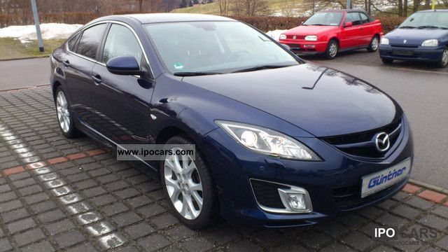 2008 Mazda  6 Sport 2.5 Dynamic Xenon 1.Hand Limousine Used vehicle photo