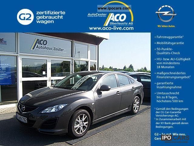 2010 Mazda 6 2.0 MZR DISI Center Line 5-door Limousine Used vehicle ...