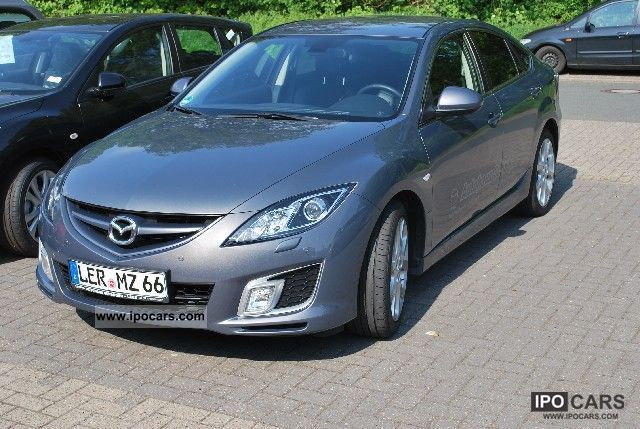 2008 mazda 6 sport 2 5 mzr dynamic car photo and specs. Black Bedroom Furniture Sets. Home Design Ideas