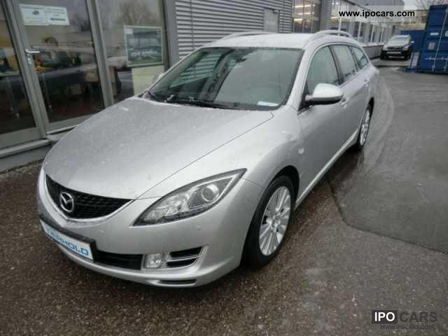 2010 Mazda  6 Kombi 2.2 CD Exclusive Estate Car Used vehicle photo