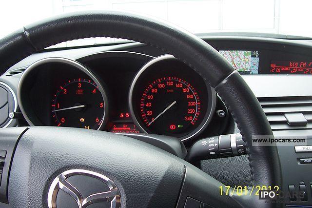 2009 Mazda 3 2 2 Mzr Cd Dpf Sports Line Navi Car Photo
