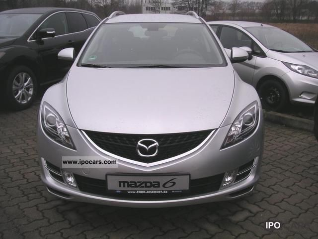2010 mazda 6 sport kombi 1 8 exclusive car photo and specs. Black Bedroom Furniture Sets. Home Design Ideas